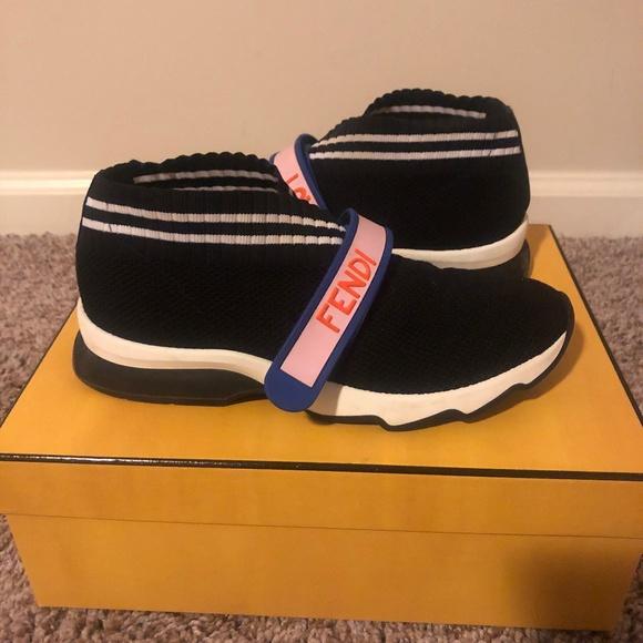 Fendi Shoes | Fendi Love Sneakers